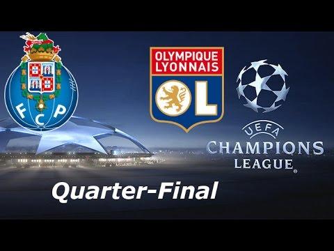 Champions League 2006/07 FC Porto Quarter Final