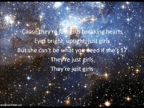 Girls - The 1975 - Lyrics