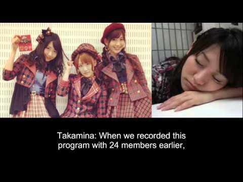 100409 AKB48 ANN Yuko Receives A Call(Eng Sub)