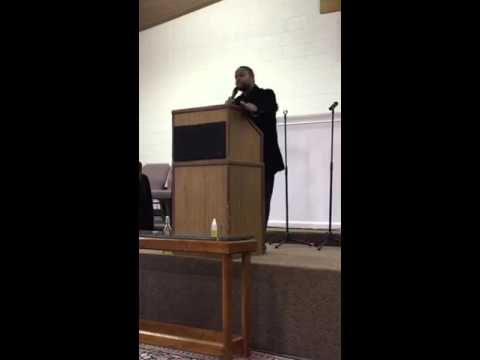 In Time Ministries Detroit Michigan Apostle Brian K Rivers How Deep is your Agapao Love!