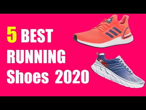 ✅ Best Running Shoes 2020 (Top 5 Max Cushioned Running Shoes For Men and Women)
