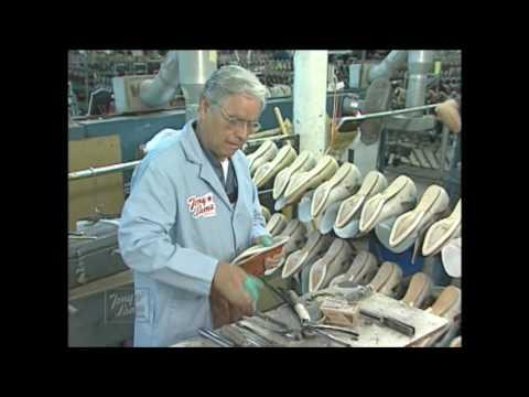 Tony Lama - Factory Tour