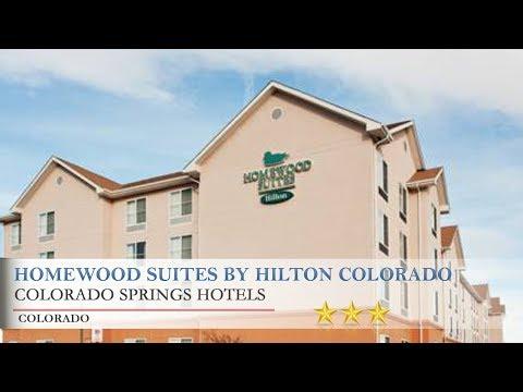 Homewood Suites By Hilton Colorado Springs Airport - Colorado Springs Hotels, Colorado