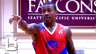 5'8 Isaiah Thomas Is UNSTOPPABLE! Heart OVER Height | Official Mixtape Vol. 2! thumbnail