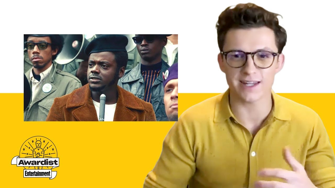 Tom Holland on Daniel Kaluuya's Performance in 'Judas and the Black Messiah'