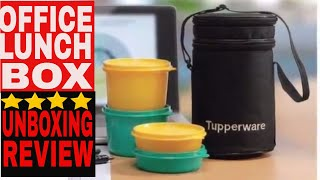 Lunch boxes unboxing and review    Bishta TV