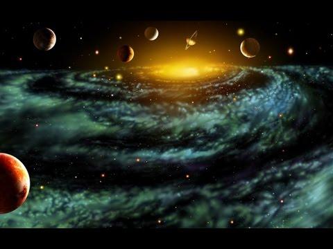 DIY ROOM DECOR!! (SPACE GALAXY PLANETS) - YouTube