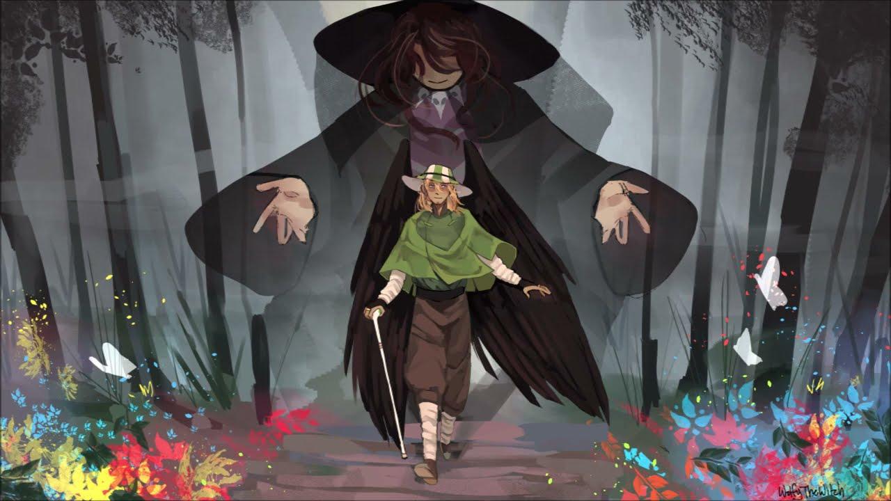Death and Her Angel [Philza Speedpaint]