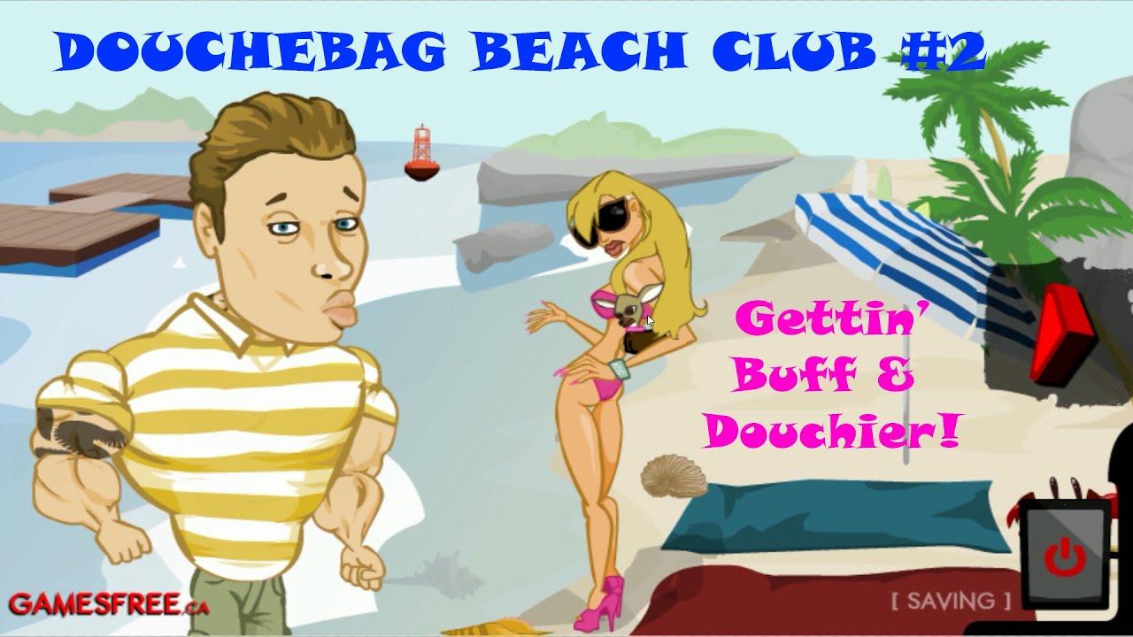 Douchebag Beach Club 2