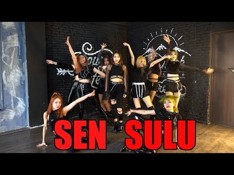 Crystalz - Sen sulu | Troubles | Choreography Agusha | Fam Entertainment