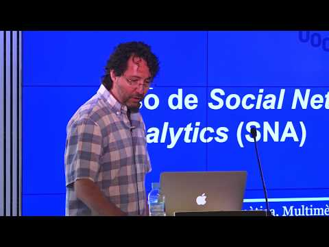 Ús de Social Network Analytics (SNA), UOC Data Day 2017 Barcelona