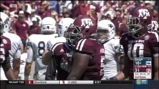 Texas A&M vs Nevada 2015 - Highlights