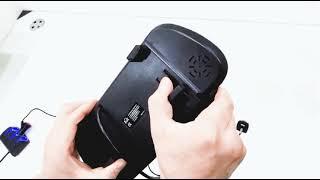 아이카 7인치 룸미러 모니터 장착방법