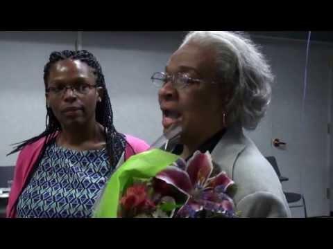 KCDA/Back on Track Social Worker JoAnn Robinson