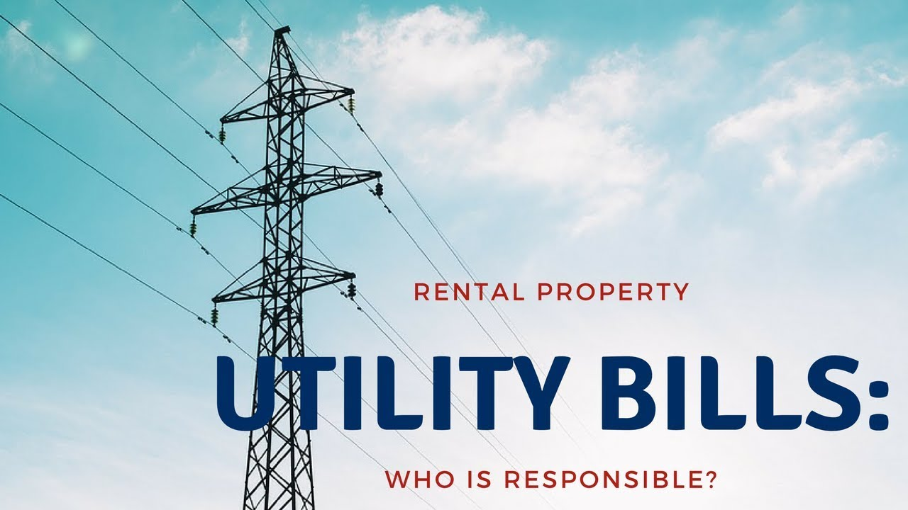 Who is Responsible for Utility Bills at Your Southern