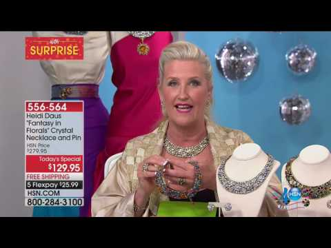 HSN | Heidi Daus Jewelry Designs Celebration 07.05.2017 - 04 PM