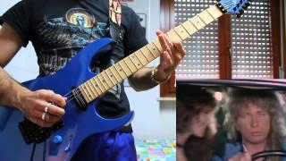 Whitesnake - Here I Go Again (Guitar Cover)