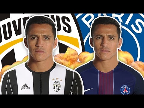 Who Should Alexis Sanchez Sign For This Summer?! | Euro Round-Up