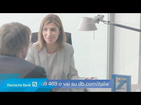 Private Banking - Scegli la consulenza Deutsche Bank