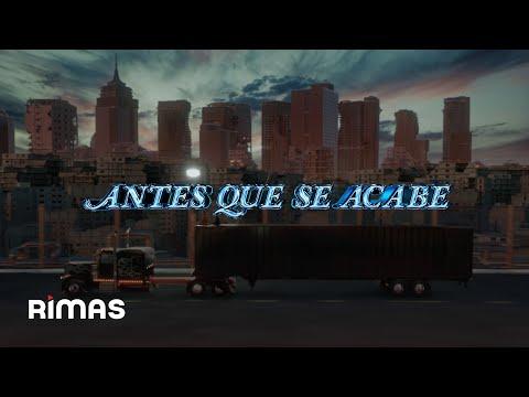 BAD BUNNY - ANTES QUE SE ACABE   EL ÚLTIMO TOUR DEL MUNDO [Visualizer]