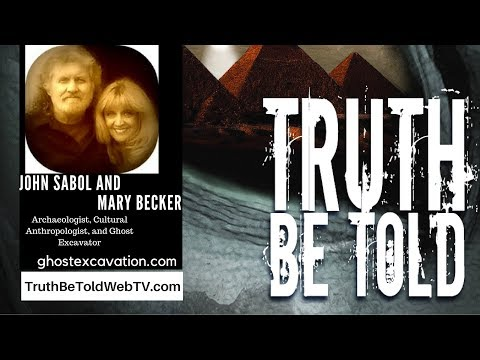 Haunted Places with John Sabol and Mary Becker