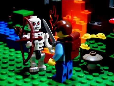 LEGO MINECRAFT PART 1