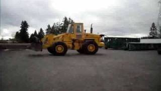 1981 FIATALLIS 645B Wheel Loader