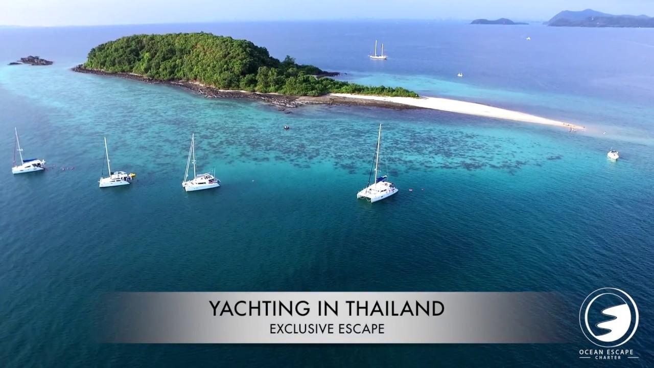 เช่า เรือยอร์ช พัทยา ภูเก็ต Yachting in Thailand