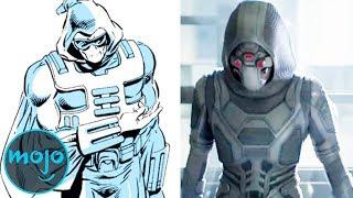 Supervillain Origins: Ghost