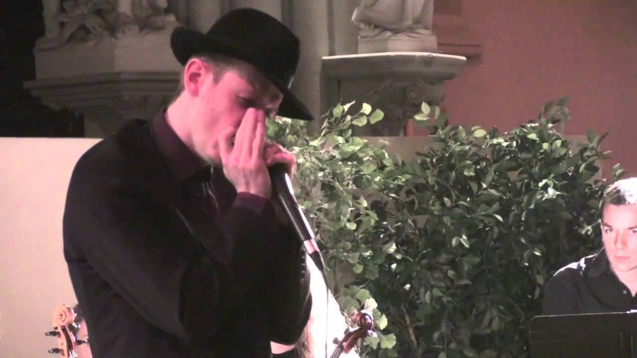 Amazing Grace-harmonica solo-Alexandre Thollon-bis after the concerto for harmonica (villa-lobos)