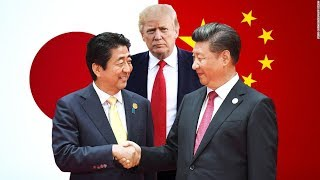 Is Donald Trump driving China and Japan closer together?