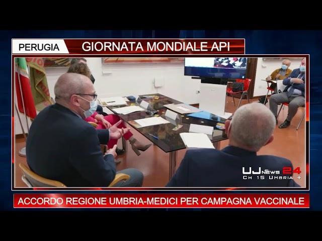 Tg Umbria+Teleterni del 20 maggio 2021