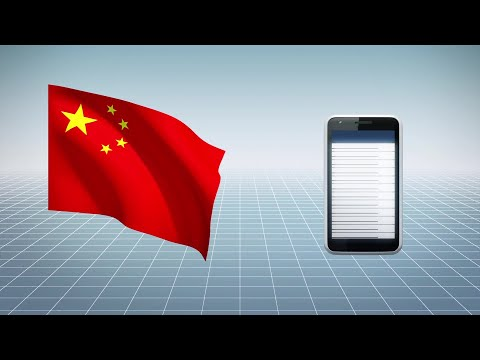 China uses mobile app to track Muslims in Xinjiang