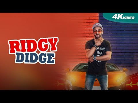 Ridgy Didge (Full Video) - Eric - New Punjabi Songs 2017- Blue Hawk Productions