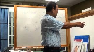 Thầy Đặng Trung  - Thủ Thái Âm Phế Kinh
