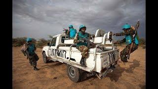 Live:#Clouds360 Nyerere 'alivyowakoa' Walinzi wa Amani Darfur, Sudan.