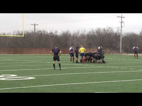 ACU Rugby vs  Texas A&M Central Rugby 2017