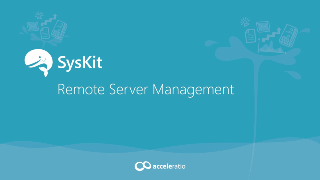 Remote Server Management with PowerShell | SysKit