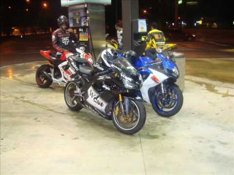 Motorcycles Street Racing