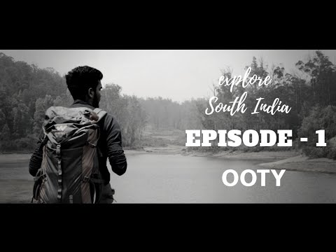 TRAVEL SHOW | Explore South India | OOTY | Mayur J Gowda