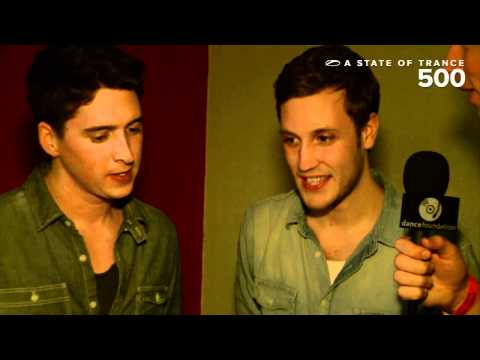 ASOT 500 Video Report - Interview with Will Holland & Estiva
