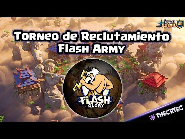 Torneo de Clash Royale