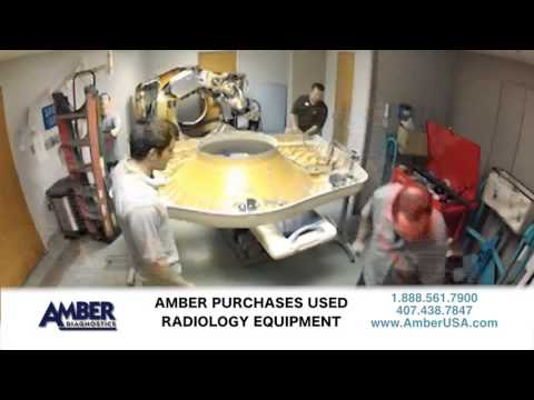 amber buys used radiology equipment
