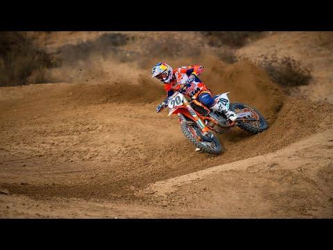 2018 KTM Team Introduction Riding Video | TransWorld Motocross