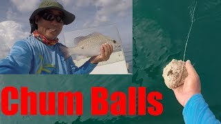 Chum Ball Fishing - On The Reef
