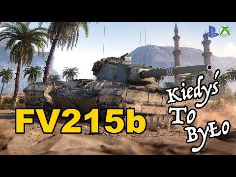 FV215b Kiedyś To Było :) World of Tanks Xbox One/Ps4 thumbnail
