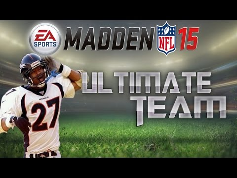 Madden 15 Ultimate Team - Steve Atwater Goes CRAZY! User Picks & Hit Sticks! - MUT 15