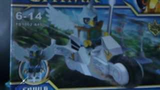 Fake Lego chima set 1: Equila's motorbike Thumbnail