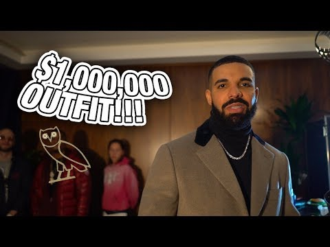 How Much Is Your Outfit? Ft. Drake *OVO Edition* Backstage At The O2
