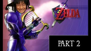 this is how you don t play the legend of zelda ocarina of time 3d josh ryuk edition part 2